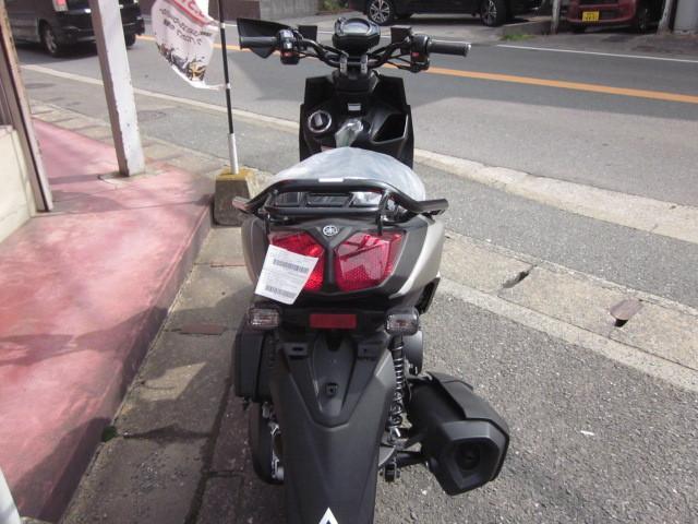 ヤマハ BW'S125 最新モデルの画像(福岡県