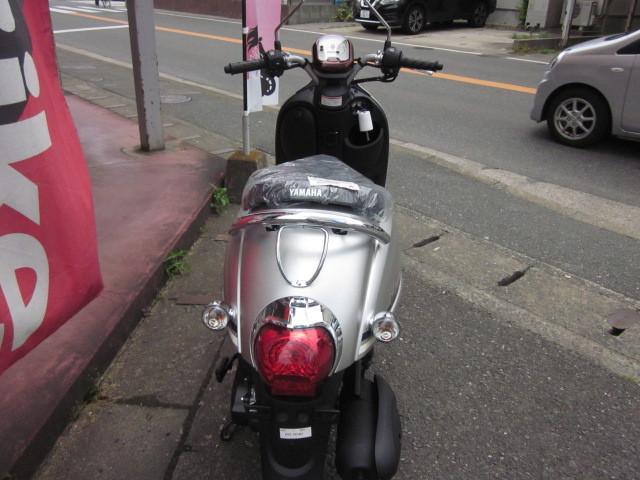 ヤマハ ビーノ 最新モデル 日本製の画像(福岡県
