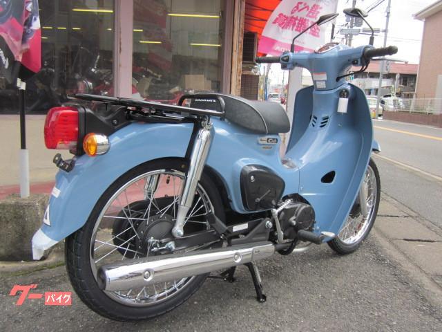 ホンダ スーパーカブ110ストリート 受注期間限定モデルの画像(福岡県