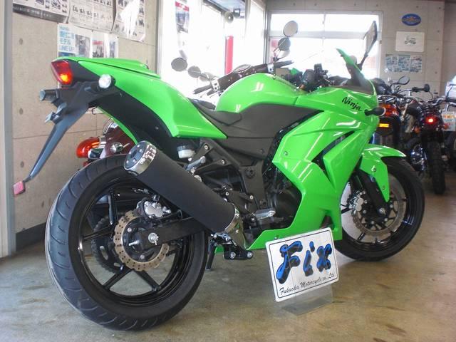 カワサキ Ninja 250Rの画像(福岡県