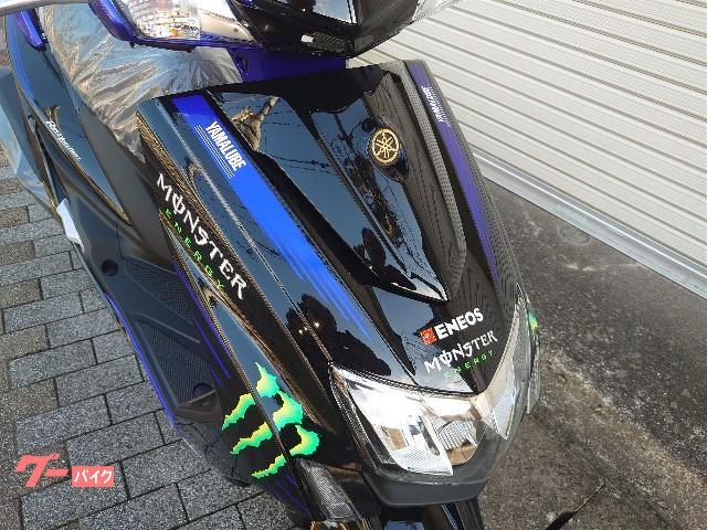 ヤマハ シグナスX 限定MOTOGPカラーの画像(鹿児島県