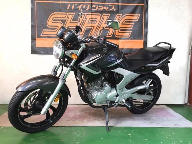 ヤマハ YBR250の画像(鹿児島県