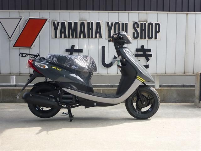 ヤマハ JOGの画像(鹿児島県