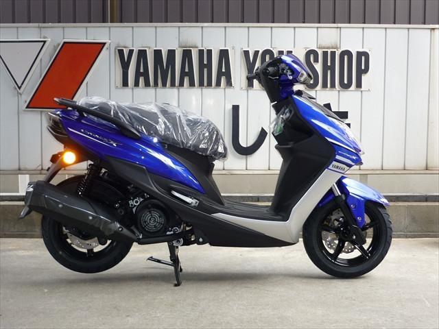 ヤマハ シグナスX SR 限定モデルの画像(鹿児島県