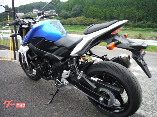 スズキ GSR750の画像(佐賀県