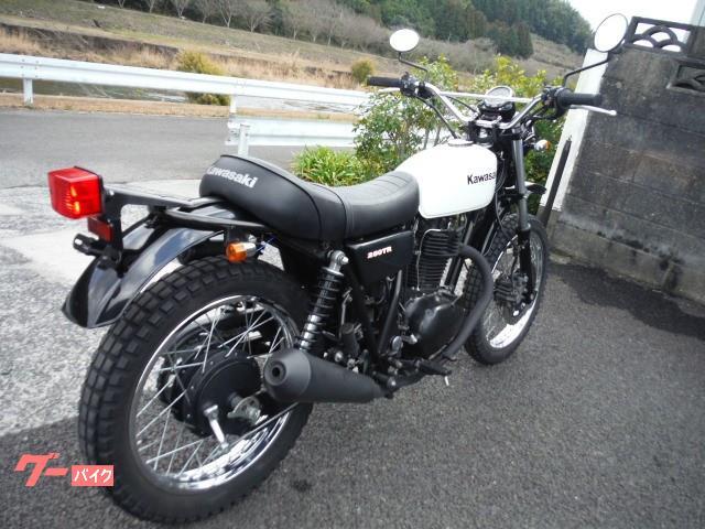 カワサキ 250TRの画像(佐賀県