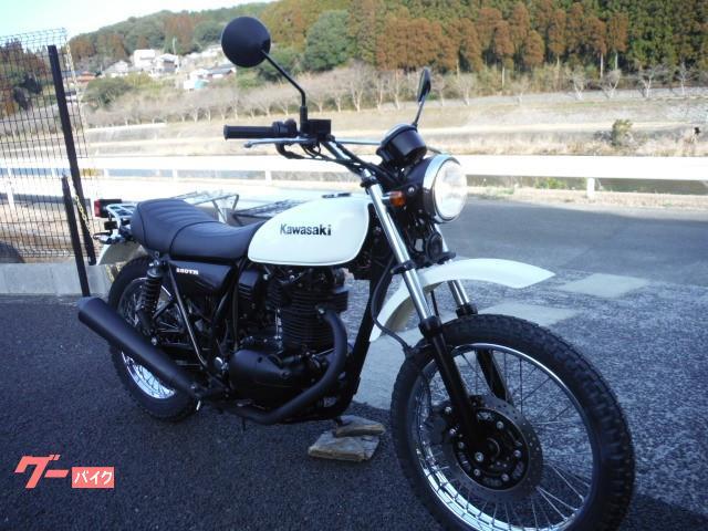 カワサキ 250TR FIの画像(佐賀県
