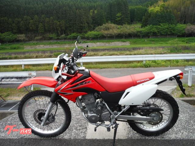 ホンダ XR230 ローダウンリンク装着の画像(佐賀県