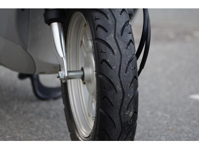 ホンダ Dio タイヤ バッテリー シート新品の画像(福岡県