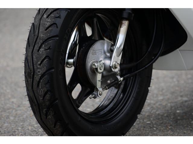 スズキ アドレスV50 バッテリー タイヤ新品の画像(福岡県