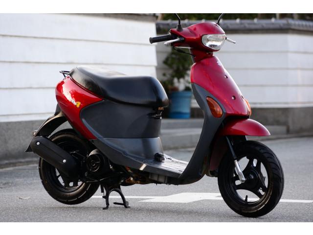 スズキ レッツ4 タイヤ バッテリー新品の画像(福岡県