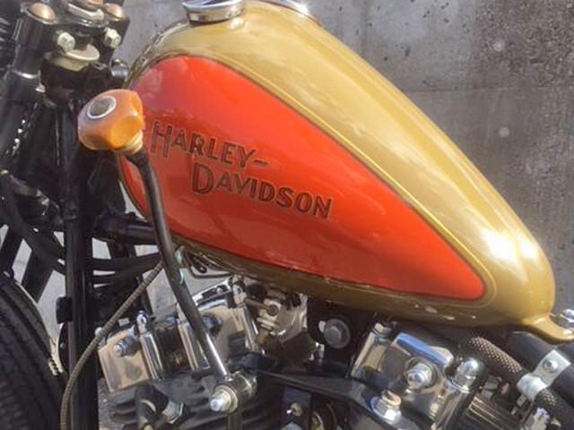 HARLEY-DAVIDSON FLHの画像(大分県