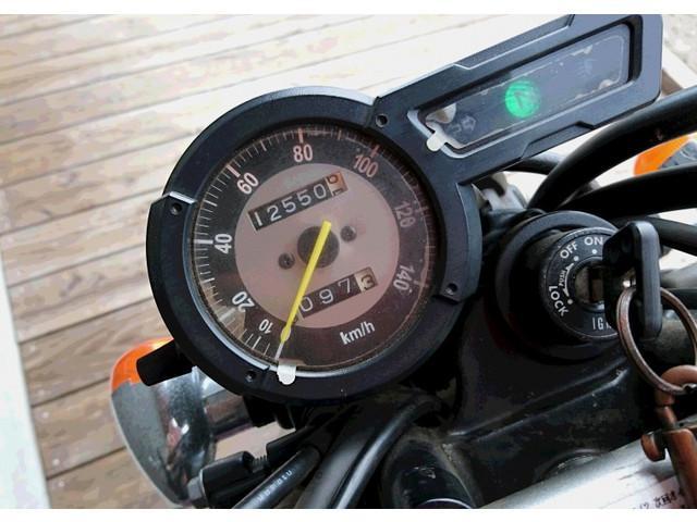 ヤマハ トリッカー 前後タイヤ バッテリー新品の画像(宮崎県