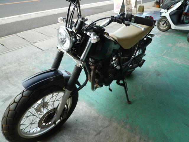 ヤマハ TW200Eの画像(熊本県