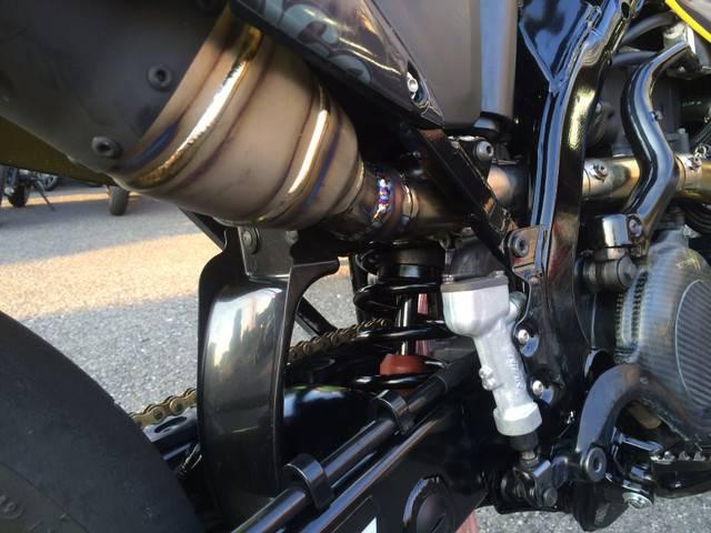 スズキ DR-Z400SM レーサーカスタムの画像(福岡県