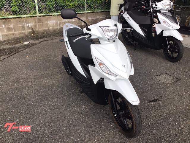 スズキ アドレス110 グーバイク鑑定車の画像(福岡県