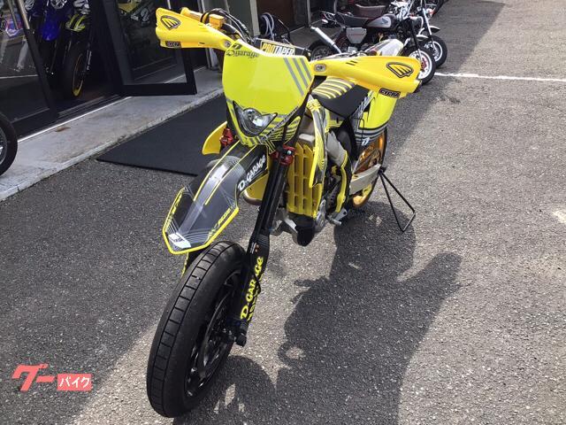 スズキ RM-Z250 スーパーモト レーサーカスタムの画像(福岡県