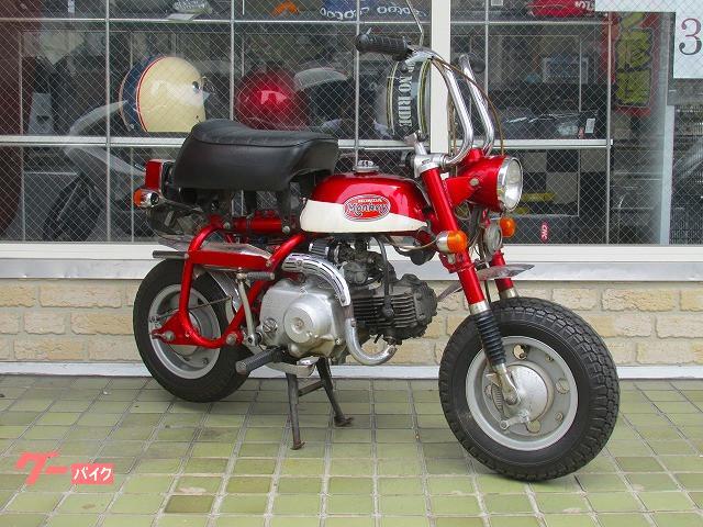 モンキー 70cc4速エンジン 6V