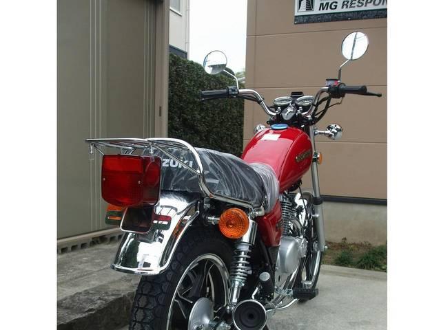 スズキ GN125H 新車の画像(熊本県