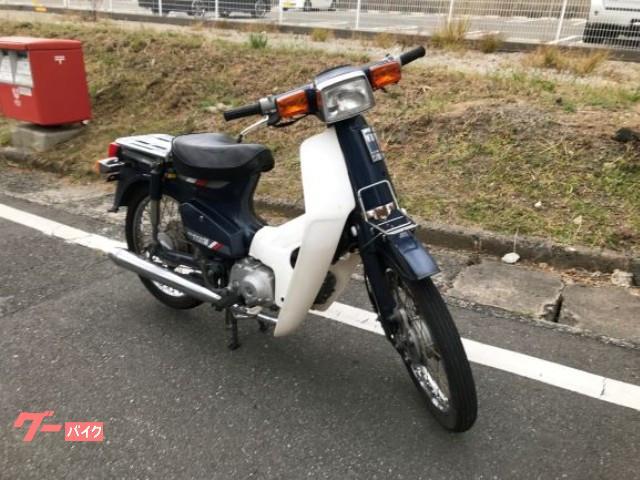 ホンダ スーパーカブC50カスタムの画像(福岡県