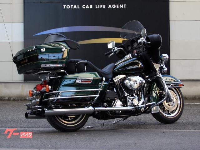 HARLEY-DAVIDSON FLHTC エレクトラグライドクラシック キャブ車 ノーマル アイドルスクリューの画像(福岡県