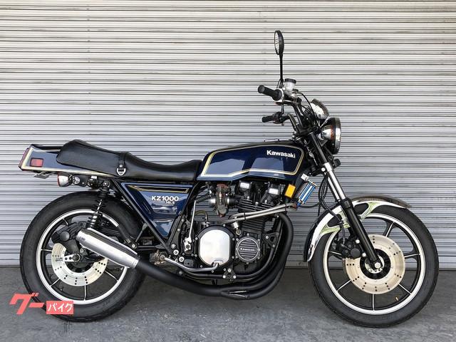 カワサキ KZ1000MK-II ヨシムラTMRキャブ モリワキマフラー ウオタニSP2の画像(福岡県