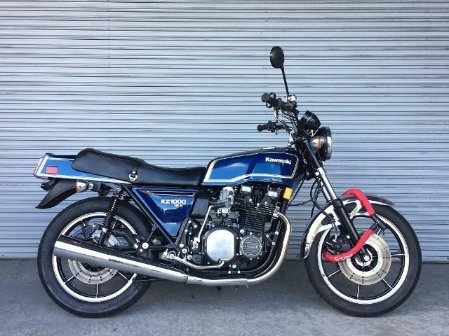 カワサキ KZ1000MK-IIの画像(福岡県