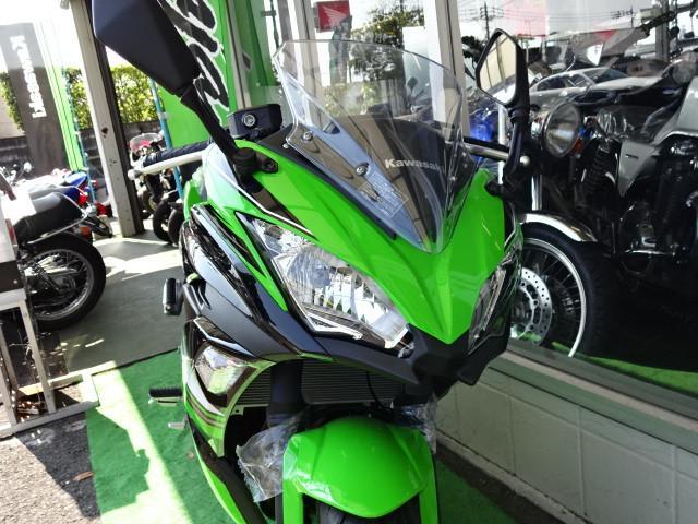 カワサキ Ninja 650ABS ETC標準装備の画像(佐賀県