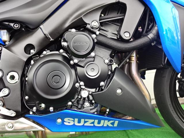 スズキ GSX-S1000 ABS ETC LED グーバイク鑑定車の画像(佐賀県