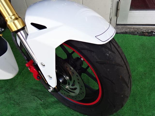 ホンダ グロム カスタム 1オーナー車 モリワキマフラーの画像(佐賀県
