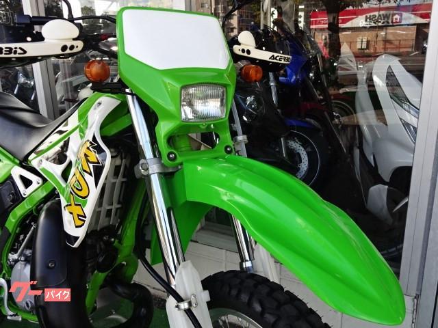 カワサキ KDX125SR 最終型 グーバイク鑑定車の画像(佐賀県