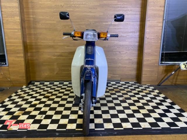 ホンダ スーパーカブ50カスタム セル付の画像(福岡県