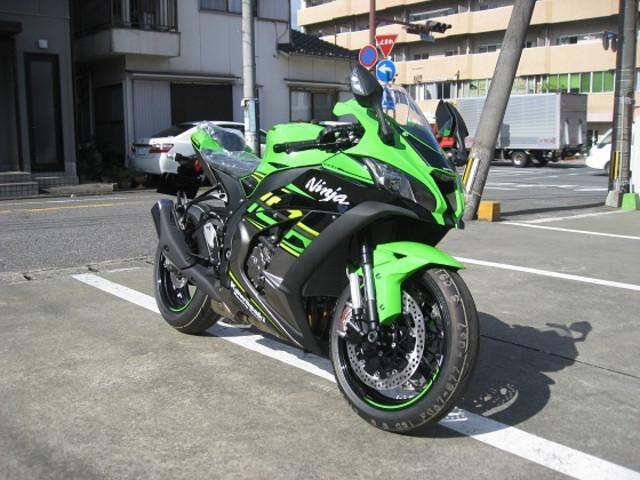 カワサキ Ninja ZX-10R KRT Editionの画像(大分県