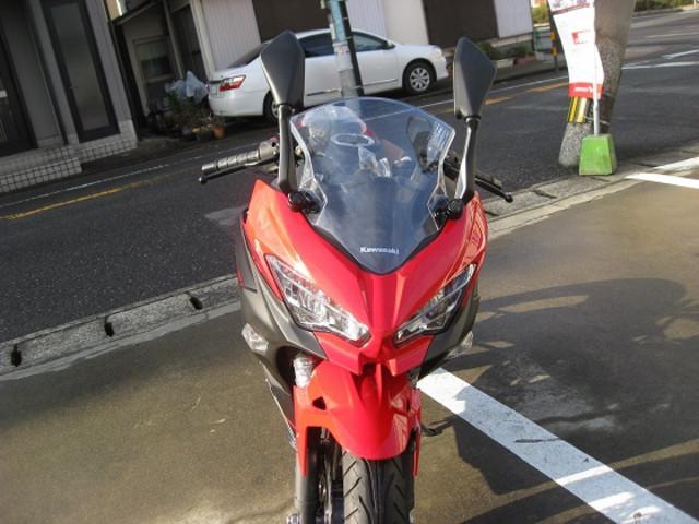 カワサキ Ninja 250の画像(大分県