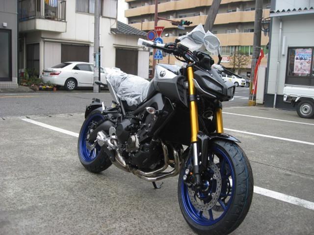 ヤマハ MT-09 SP ABSの画像(大分県