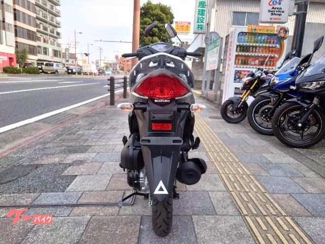 スズキ アドレス110の画像(大分県