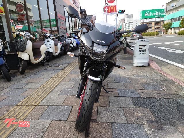 スズキ GSX-R125の画像(大分県