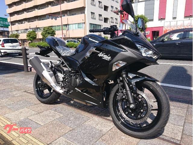 カワサキ Ninja 400の画像(大分県