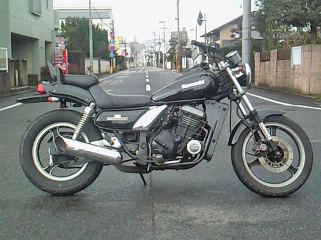 カワサキ エリミネーター250 初期型の画像(大分県