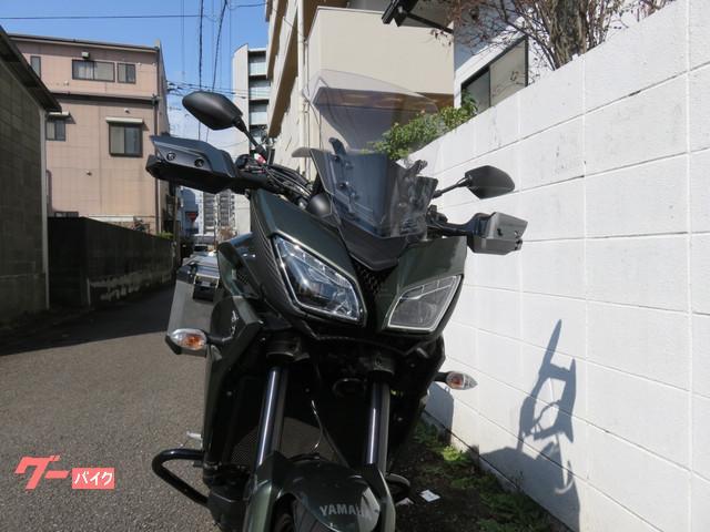 ヤマハ トレイサー900(MT-09トレイサー)の画像(宮崎県