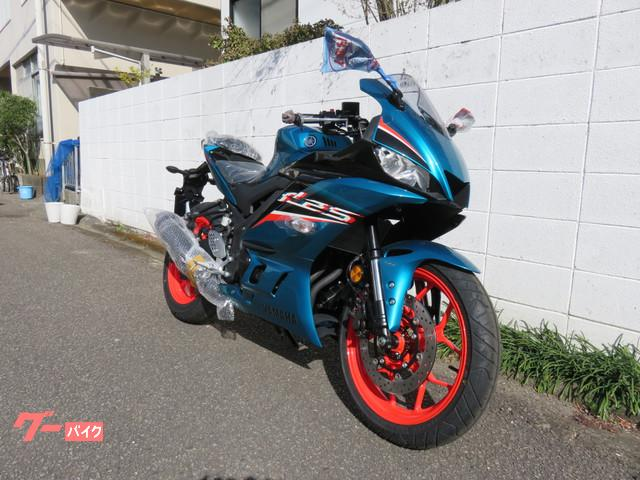 ヤマハ YZF-R25 ABS 21年モデルの画像(宮崎県