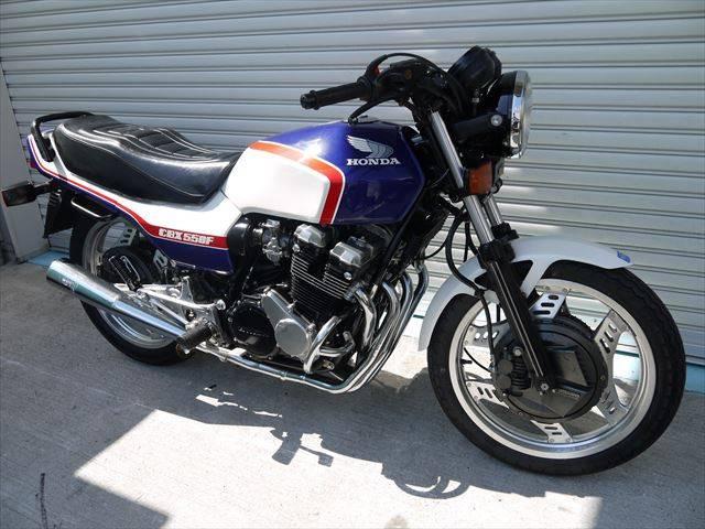ホンダ CBX550Fの画像(福岡県