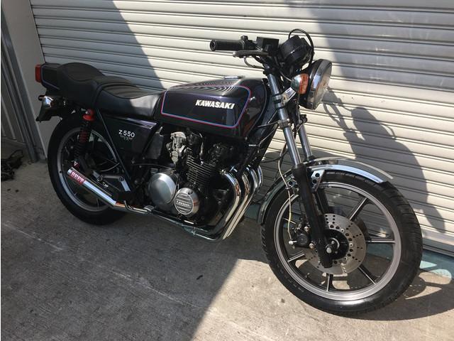 カワサキ KZ550の画像(福岡県