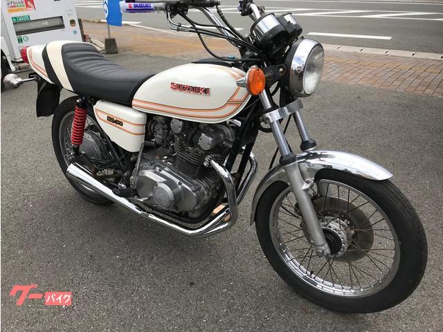 スズキ GS400の画像(福岡県