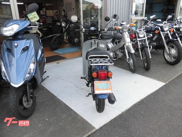 スズキ 4サイクルバーディー50の画像(鹿児島県