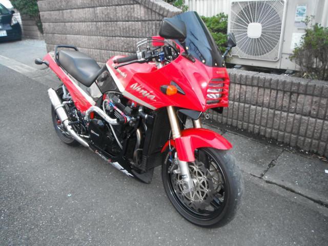 カワサキ GPZ900Rの画像(佐賀県