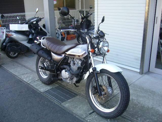 スズキ バンバン200 FIの画像(鹿児島県