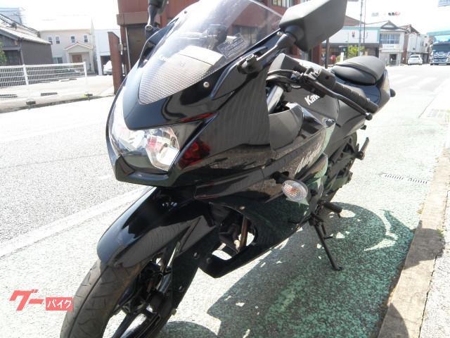 カワサキ Ninja 250R プラグ新品・フューエルポンプリコール済みの画像(福岡県