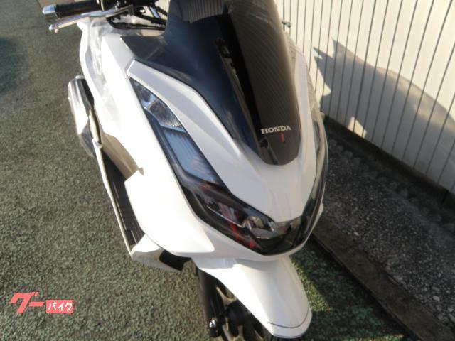 ホンダ PCX 2021年型ニューモデル後ディスクの画像(福岡県