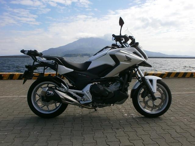 ホンダ NC750Xの画像(鹿児島県